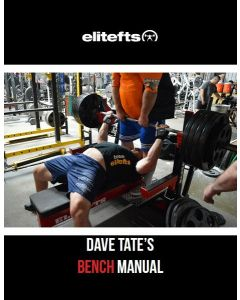 elitefts™ Bench Press Manual (eBook)