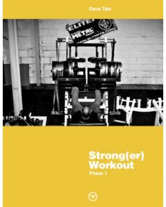 Strong(er) Workout Phase One (eBook)