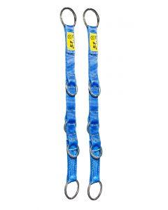 EZ Squat-Bench Loader Straps (Pair)